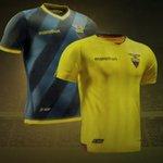 Ésta es la camiseta de la Selección para las Eliminatorias 2018-->> http://t.co/UWwVh0WXDJ http://t.co/HkzumPU0dE