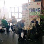 Tory conference youth zone #cpc15 http://t.co/y48uYjRK8F