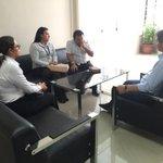 Reunión d trabajo para coordinar brigada de inscripción y cédulacion en varios sectores del cantón @RegistroCivilec http://t.co/Ka7ZqvafoE