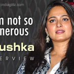 I am not so generous: #Anushka Checkout Anushka's latest Interview --> http://t.co/ao4yaHIOLu #Rudhramadevi http://t.co/ULlRWSLdmY