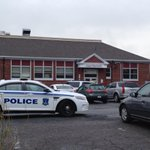 Threat called in to John W. MacLeod school which was evacuated. @globalhalifax http://t.co/7Jr8de1dBK