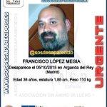 Éste es Francisco, y ha desaparecido en Arganda del Rey #Madrid  Si le ves llama 062 o 112 Tu RT es importante http://t.co/yQzOcbmplc