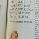 RT @StigAbell: The Guardian: writing incomprehensible headlines for awful hipsters since 1834.