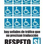 RESPETO @COCEMFE_ Asturias http://t.co/aNeQido5Kc