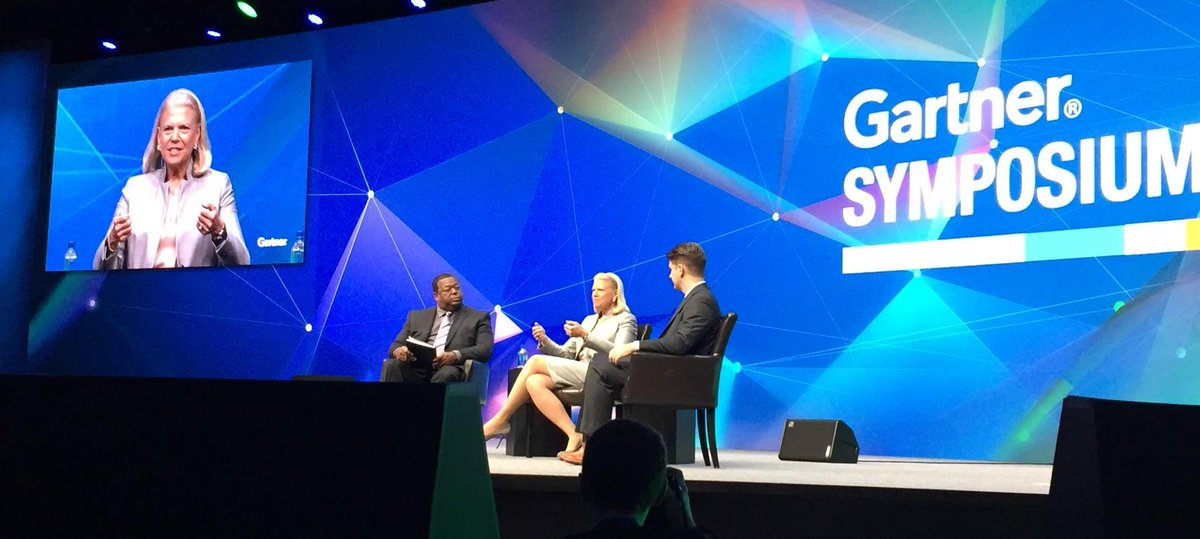 @ibm Ginni Rometty: Digital is not the destination, but the foundation -- of the cognitive era  #gartnersym http://t.co/Luj4Ysls9q