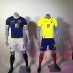 ¿Qué opinan de las nuevas camisetas de #Ecuador? http://t.co/lOiFP0Dm9k