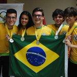 Brasil leva cinco medalhas em olimpíada de astronomia http://t.co/FlV0ckx7ln #G1 http://t.co/JG09Ddl5h1