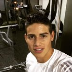 "James Rodriguez on Twitter: ""I trust hard work more than luck. One less day."" http://t.co/BXGYLYNutE"