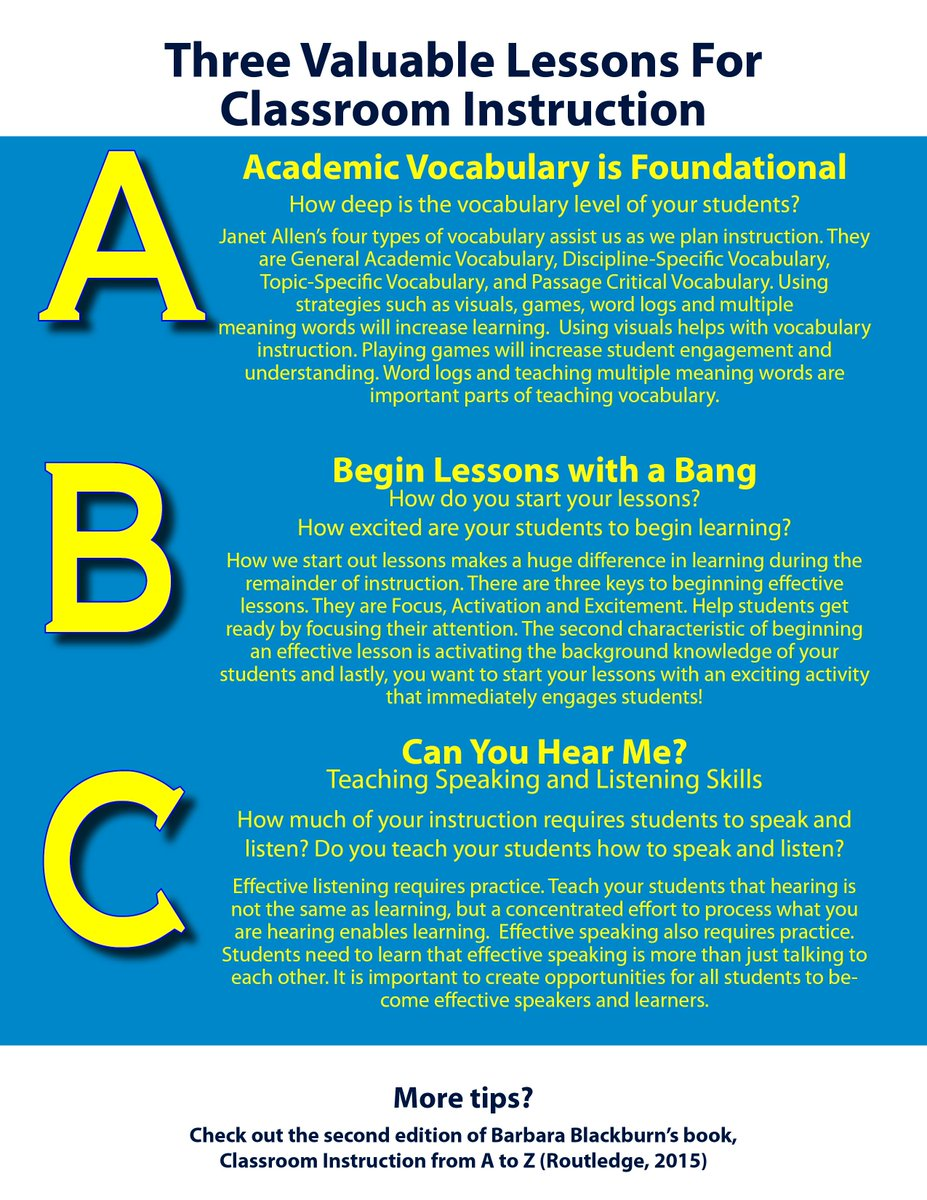 Retweet this to win a copy of Classroom Instruction A-Z now thru 10/9 #EOEteacherday http://t.co/APQTI2xONc