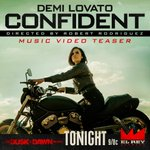 RT @Rodriguez: Watch a teaser of my video for @ddlovato's #CONFIDENT tonight during a new EP of @DuskElRey at 9/8c on @ElReyNetwork!