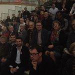 Militants mobilisés #Orvault au meeting régional #PontsdeCé avec @clergeau2015 pr construire lavenir et + justice http://t.co/Oe2nMEvmMF
