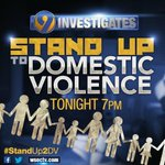 What a labor of love this special is to #StandUp2DV. Watch @ 7pm. We can save lives w/ this information! @wsoctv http://t.co/9f14fci3fQ