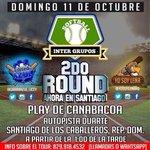 Calentando motores antes que inicie la temporada los Fanaticos de #YoSoyLeña vs #GarraAzul en Santiago 2nd round ⚾️ http://t.co/dSLg6rjNfn