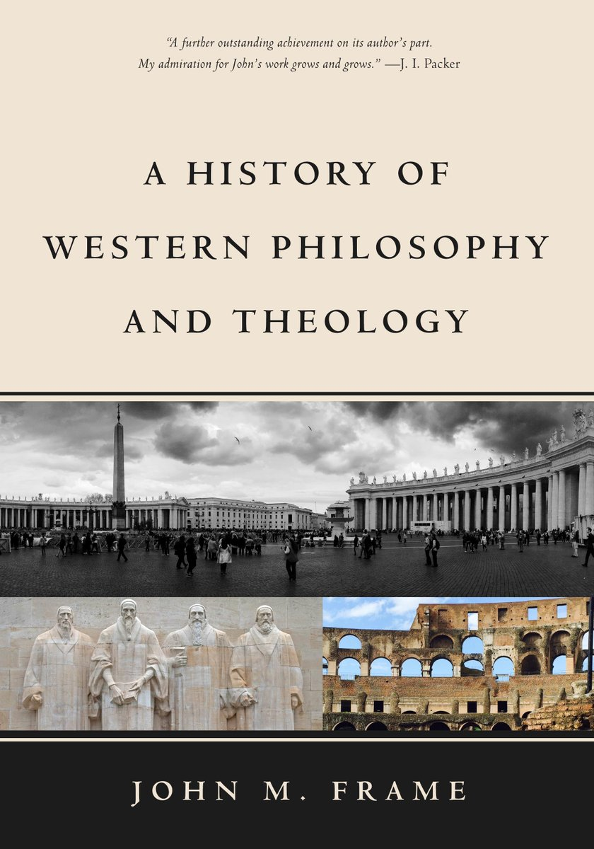 Analytical Outline - A History of Western Philosophy and Theology by John Frame. http://t.co/NGWg7FuWvD http://t.co/BLAwZZzxKY
