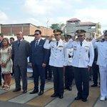 #Huaquillas | autoridades y ciudadanos participan de desfile cívico por 35 años de cantonización @ElOro_Digital http://t.co/RE0DRn55OI