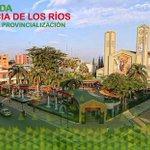Saludamos a nuestra hermana provincia de #LosRios y a sus habitantes que hoy celebran 155 años de provincializaciòn http://t.co/36ycJH0ygm