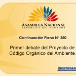 Continuación Pleno N°350 en @AsambleaEcuador @GabrielaEsPais @MashiRafael @GoberManabi http://t.co/tnGAB1wUlH