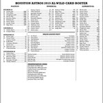 #Astros wild card roster. http://t.co/B8WK9dEM9t