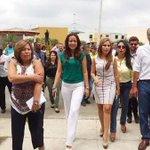 #ViceGlasEnLosRios caminando junto a la gente y autoridades de la provincia de Los Ríos. Saludos desde Ambato. http://t.co/h4empdFq8a