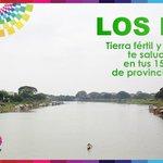 LOS RÍOS, te saludamos en tus 155 años de provincialización #LosRios155Anos #EcuadorPotenciaTurística http://t.co/XzV3Hmp5Zo