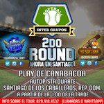 Si te perdiste el 1ero aqui esta el 2do Round. @GarraAzul_Licey vs @YoSoyLenaRD en Santiago. http://t.co/bWE0Xxayer
