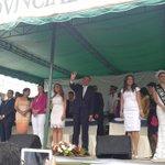 @JorgeGlas @PatoUrrutia8 @troya_marco y @VanessaDelgadoC en desfile cívico #LosRios155Años #Babahoyo http://t.co/ZLbm7lCLLN