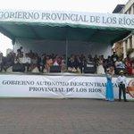 @JorgeGlas @Vice_Ec @Vice_Ciudadana #LosRios155Años #ViceGlasEnLosRios @tcanarte Desfile cívico, y fiesta en LosRios http://t.co/KzmipRDVPQ