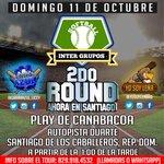 Faltaba la fecha pero aqui esta. 2do Round #SoftbolInterGrupos en Santiago @GarraAzul_Licey vs @YoSoyLenaRD http://t.co/rNZiKZXWw6