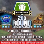 No te quedes! El 2do Round! #JuegoDeSotfball #CampesinaSoy #GarraAzul Vs.#YoSoyLeña @garraazul_licey @yosoylenard http://t.co/DSpxfULrBT