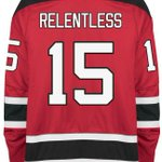 RT for the chance to WIN this awesome #RELENTLESS #NJDevils jersey! You must follow us to be entered! http://t.co/hnb17PiuZB