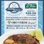 Festival Gastronómico #Huecas5Estrellas Ven a disfrutar de un Rico Caldo de Salchicha x las Fiestas de #Guayaquil http://t.co/6leNqK5xCq