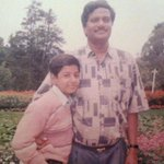Dad and me..holiday as a kid... #HappyBday Dad #LoveYou :) http://t.co/7Bm7qgl4i4