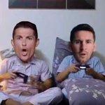 ¿Qué pasaría si Messi y CR7 fueran mejores amigos? (VIDEO) http://t.co/vEa799gSxk http://t.co/ZcceCfYpCl