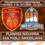C.B. Miraflores organiza un desplazamiento para que la afición pueda acudir a Pamplona https://t.co/49mb4LNcpM http://t.co/5Io2NPZx4f