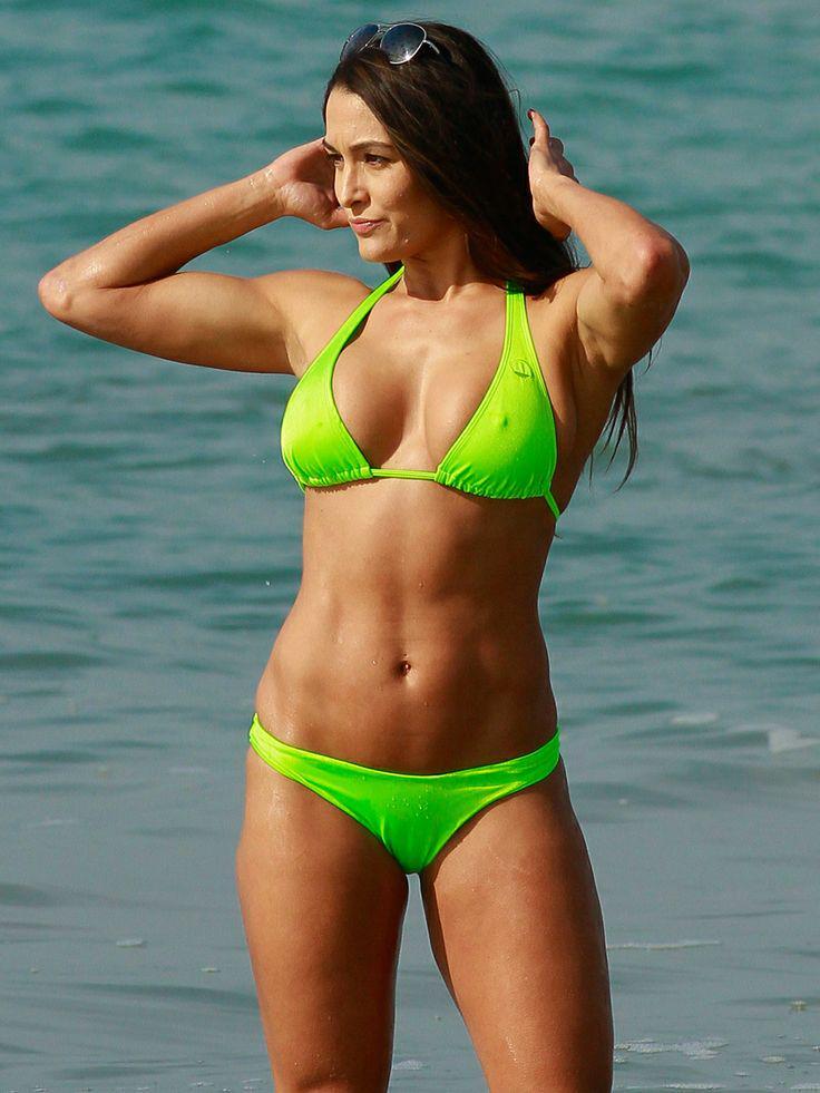 Nikki bella desnuda falsa