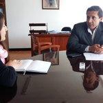 [ENTREVISTA] se informa las acciones que desarrolla el #MAGAP para la producción cafetalera en la provincia de #Loja http://t.co/zhyBDr4wgF