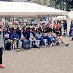 Recuperemos calles y espacios públicos, hagámoslos espacios de respeto y convivencia para tener un #Quito más seguro http://t.co/TTIfAOM1Pw