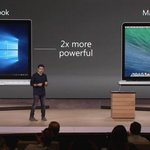 Microsoft challenges Apple w/ Surface Pro 4 + Surface Book laptop aimed at MacBook Pro, more http://t.co/NVAOFGbXHs http://t.co/4FYlYFE68N