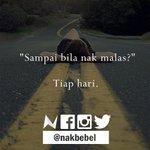 Ada rasa tak? #nakbebel http://t.co/9S4wjKUec5