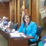Lista en la sala dl Concejo Metropolitano para discutir la reforma al presupuesto municipal #Quito #Ivoneporquito http://t.co/a6OF9JG6xd