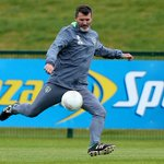 Roy Keane: Robbie will play 'unless he's breastfeeding' - http://t.co/T8b2vFAAWZ http://t.co/bFsidCUCsw