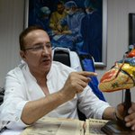 (PERSONAJE) Agustín Loor, orgulloso cuidador del corazón. http://t.co/mqci97N9VG #Guayaquil http://t.co/ddT8mMQcYF