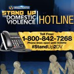 Our special #StandUp2DV has started. We have more resources here: http://t.co/NNjOXxJG3Y http://t.co/KEBrUHwMax