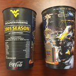 Commemorative poster (inside game program) & stadium cups (at concession stands) will be available Saturday. http://t.co/1ou7gmd7i2
