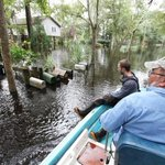 Rising rivers inundate #Lowcountry as residents fear worst is yet to come. http://t.co/5dZLZXtu5h #SCFlood @offlede http://t.co/KwZxnzSfo4