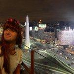 Aquí con el Obelisquillo :D :D :D http://t.co/egGNGITLFS