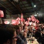 @jeanmarcayrault accueille sur la scène @clergeau2015 #PDL2015 #TousAvecClergeau http://t.co/ZbL8tj4rwj
