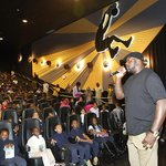 "PHOTOS NBA legend Shaquille O'Neal launches childrens book in Newark - ""Little Shaq"" http://t.co/C8FCfhOXfC @SHAQ http://t.co/psYOMeeGTc"