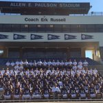 Your 2015 Eagles #HailSouthern http://t.co/1LWgkyZxgV