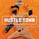 This is #HustleTown. #Postseason starts tonight. #Astros http://t.co/Pd0DfoQRTD